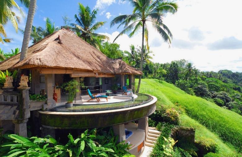 Волшебная природа острова Бали