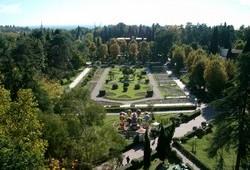 В парке «Ривьера» открыт новый питьевой павильон