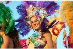 В Геленджике в честь открытия сезона прошел праздничный карнавал