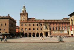 Царство галерей, башен и университетов – Болонья