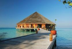 Мальдивы: тихий и спокойный отдых