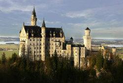 Баварское чудо — Нойшванштайн