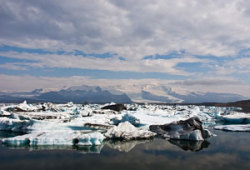 Йокурсарлон — ледниковая лагуна
