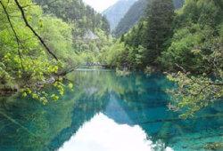 Долина озер и водопадов