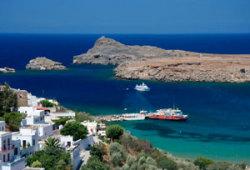Родос – лазурная жемчужина Эгейского моря