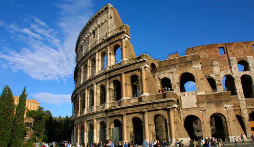Вечный праздник – Италия